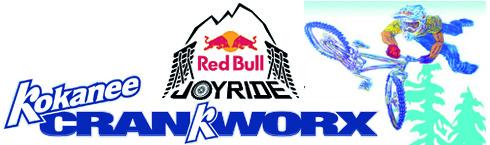 Crankworx 2011 Joyride