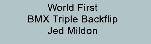 Tribel Backflip