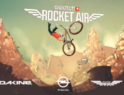 Rocket Air 2015 Vorschau