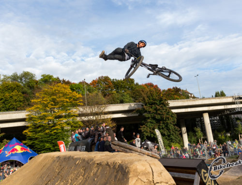 Zürich Jumppark Dirt Contest 2017