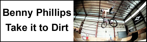 Benny Phillips Take it to Dirt