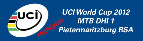 UCI DHI 1 Pietermaritzburg 2012